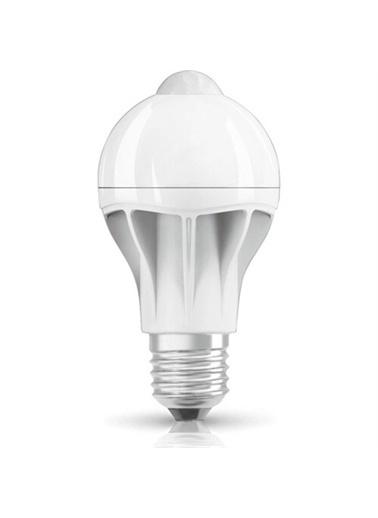 Osram Led Hareket Sensörlü 9W Sarı Işık Ampul Renksiz